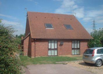 Thumbnail 1 bed property to rent in Lansdowne Walk, Peterborough