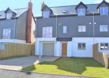 Thumbnail 4 bedroom semi-detached house for sale in Furze Croft, Nancledra
