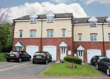 Thumbnail 4 bed town house for sale in Bishops Croft, Wakefield, West Yorkshire