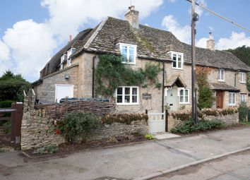 Thumbnail 3 bed semi-detached house for sale in Burford Road, Black Bourton, Bampton