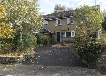 Thumbnail 4 bed detached house for sale in Orchard Close, Yeovil, Somerset