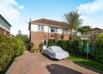 Thumbnail 3 bed semi-detached house for sale in Mill View Road, Yapton, Arundel