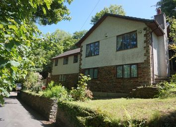 Thumbnail 4 bed detached house for sale in Wedgewood Brannel Road, Coombe, St. Austell