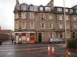 Thumbnail 1 bed flat to rent in Barrack Street, Perth, Perth And Kinross