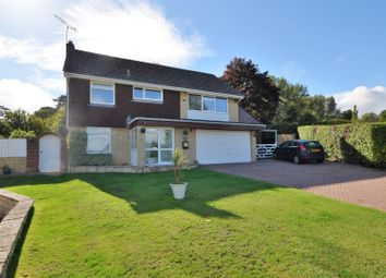 Thumbnail 4 bed detached house for sale in Mill Rise, Bourton, Gillingham