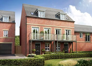 """Thumbnail 3 bed semi-detached house for sale in """"Greenwood"""" at Fetlock Drive, Newbury"""
