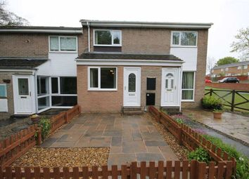 Thumbnail 2 bed terraced house for sale in Heather Lane, Crook, County Durham