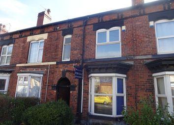 Thumbnail 3 bedroom terraced house for sale in Abbeydale Road, Sheffield