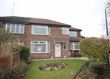 Thumbnail 4 bed semi-detached house for sale in Clevedon Avenue, Urmston, Manchester