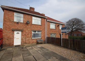 Thumbnail 3 bed semi-detached house for sale in Ferndene Avenue, Pelton Fell, Chester Le Street