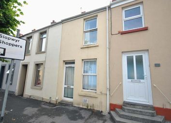 Thumbnail 2 bed property for sale in St. Catherine Street, Carmarthen