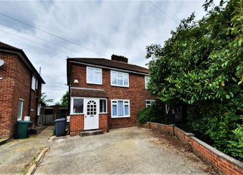 Thumbnail 2 bed semi-detached house for sale in Fairmead Crescent, Edgware