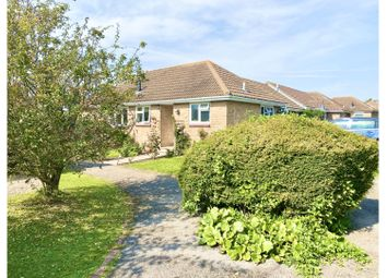 3 bed terraced bungalow for sale in The Peregrines, Fareham PO16
