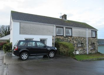 Thumbnail 3 bed town house for sale in Y Tyddyn, Fishguard Road, Newport, Pembrokeshire