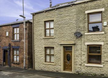 Thumbnail 3 bedroom end terrace house for sale in Victoria Street, Littleborough