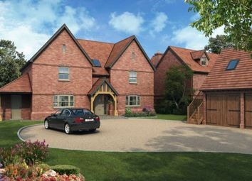 Thumbnail 5 bedroom country house for sale in Binfield Heath, Henley-On-Thames