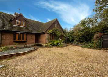 Thumbnail 4 bed detached house for sale in Reading Road, Blackwater, Surrey