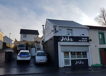 Thumbnail Leisure/hospitality to let in Llangyfelach Road, Brynhyfryd, Swansea, City & County Of Swansea.