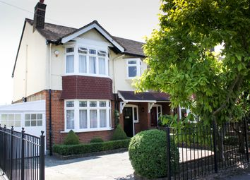 Thumbnail 3 bed semi-detached house for sale in Kings Avenue, Woodford Green, Essex