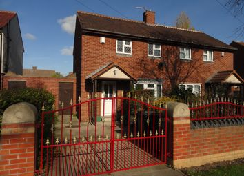 Thumbnail 2 bed semi-detached house to rent in Lindhurst Road, Barnsley