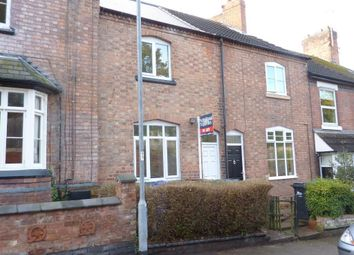 Thumbnail 2 bed terraced house to rent in Scalpcliffe Road, Burton-On-Trent