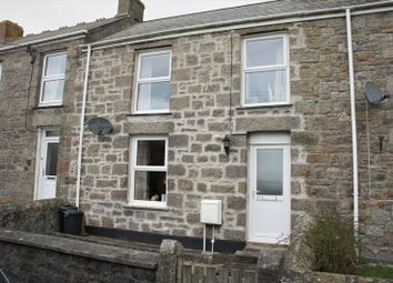 Thumbnail 2 bed cottage to rent in Fore Street, Beacon, Camborne