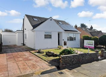 Thumbnail 5 bed detached bungalow for sale in Millyard Crescent, Woodingdean, Brighton, East Sussex