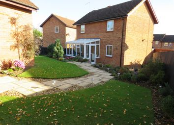 Thumbnail 3 bedroom detached house for sale in Highgrove Hill, Great Holm, Milton Keynes