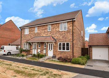 Thumbnail Semi-detached house for sale in Greenfinch Road, Didcot