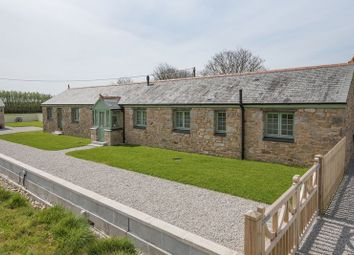 Thumbnail 3 bed barn conversion for sale in Porkellis, Helston