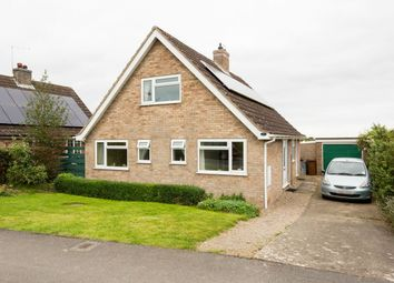 Thumbnail 4 bedroom detached house for sale in The Croft, Sheriff Hutton, York