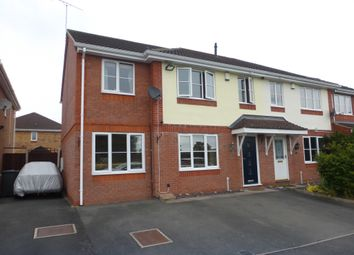 Thumbnail 4 bed semi-detached house for sale in Woodhampton Close, Stourport-On-Severn