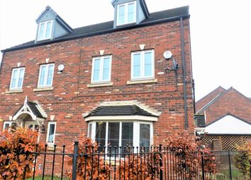 Thumbnail 4 bed town house for sale in Roebuck Chase, Wath Upon Dearne