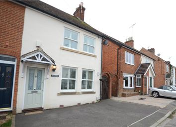 Thumbnail 2 bed semi-detached house for sale in Grove Road, Church Crookham, Fleet