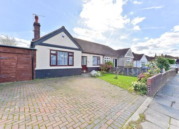 Thumbnail 2 bed semi-detached bungalow for sale in Rutland Avenue, Sidcup