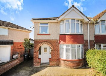 Thumbnail 3 bedroom semi-detached house for sale in Northern Road, Swindon
