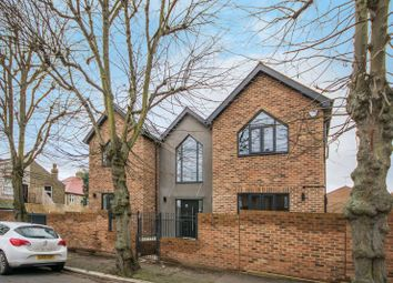 Thumbnail 4 bed detached house for sale in The Gables, Falmouth Avenue, Highams Park