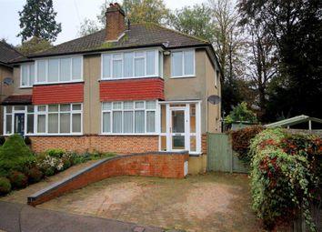 Thumbnail 3 bed semi-detached house for sale in Heath Close, Hemel Hempstead