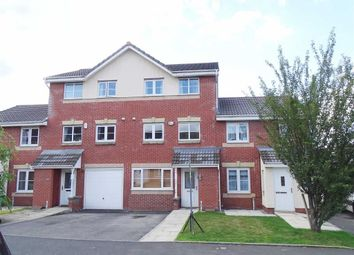 Thumbnail 4 bed town house for sale in Greendale Drive, Radcliffe, Radcliffe Manchester