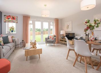 "Thumbnail 3 bedroom detached house for sale in ""Bradwell"" at Hanzard Drive, Wynyard Business Park, Wynyard, Billingham"