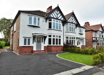 4 bed semi-detached house for sale in Linley Road, Cheadle Hulme, Cheadle SK8