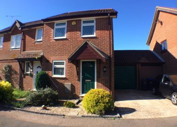 Thumbnail 2 bedroom semi-detached house to rent in Bridgnorth Close, Durrington