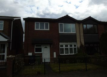 Thumbnail 3 bed semi-detached house for sale in Boston Crescent, Sunderland