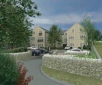 Thumbnail 2 bedroom flat to rent in Lime Tree Court, Huddersfield