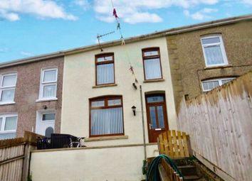 Thumbnail 2 bed terraced house for sale in Brynogwy Terrace, Nantymoel, Bridgend