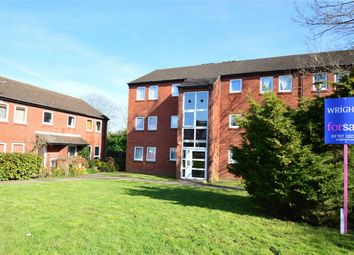 Thumbnail 2 bed flat for sale in St Etheldredas Drive, Hatfield, Hertfordshire