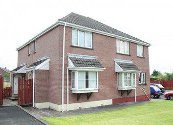 Thumbnail 1 bed end terrace house to rent in Killowen Grange, Lisburn