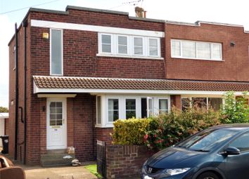 Thumbnail 3 bed semi-detached house to rent in Stanley Road, Scawsby, Doncaster