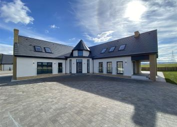 Thumbnail Detached house for sale in Waterfoot Road, Thorntonhall, Glasgow