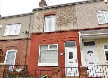 Wellington Street, Goldthorpe, Rotherham S63. 3 bed terraced house for sale